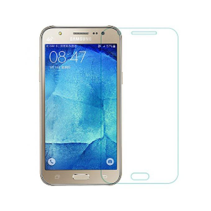Протектор от закалено стъкло /Tempered Glass/ DeTech за Samsung Galaxy J5 2016 image