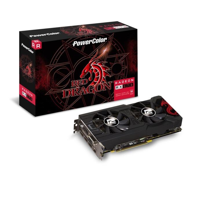 Power Color AXRX 570 4GBD5-3DHD/OC