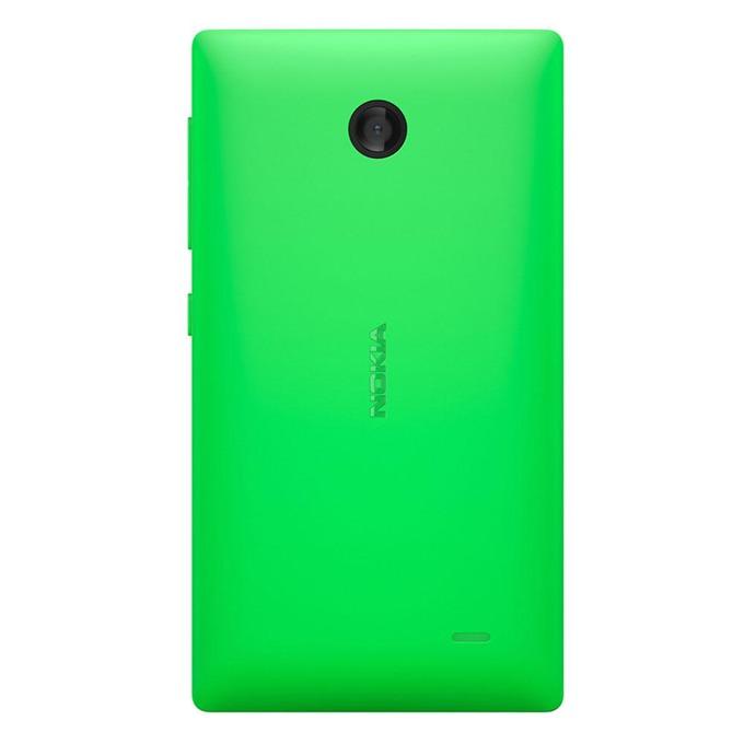 Заден капак Nokia Shell X, зелен  image
