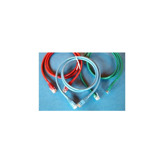 Пач кабел ACnetPLUS, UTP, Cat 5e, 2m, червен image