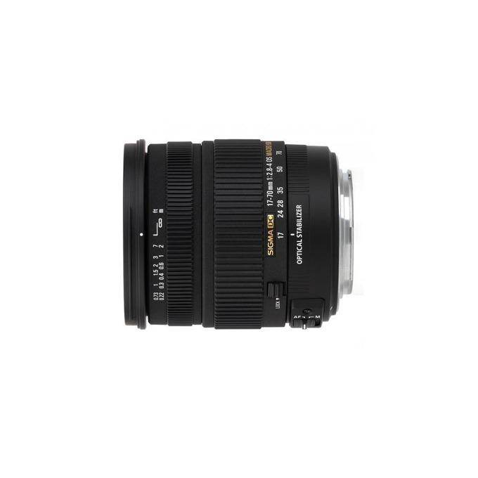 Sigma 17-70mm f/2.8-4 DC HSM OS Macro за Nikon