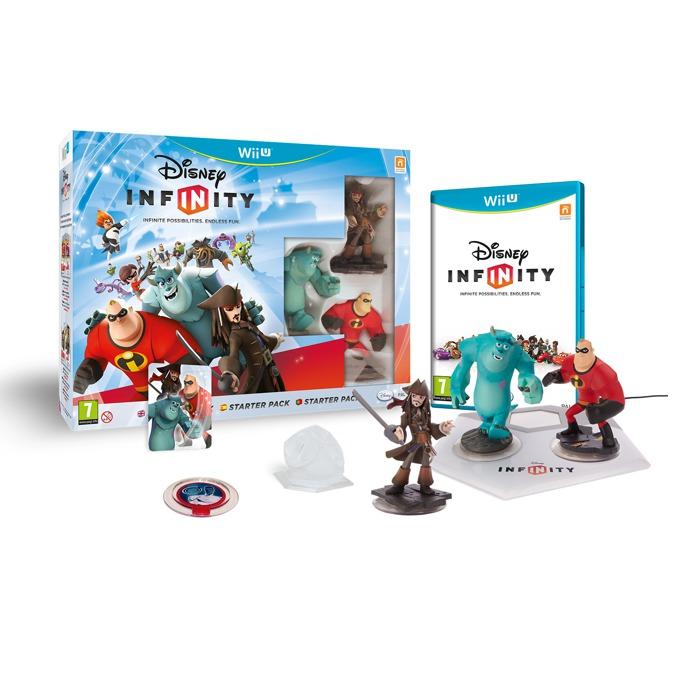 Disney Infinity Starter Pack, за Wii U image