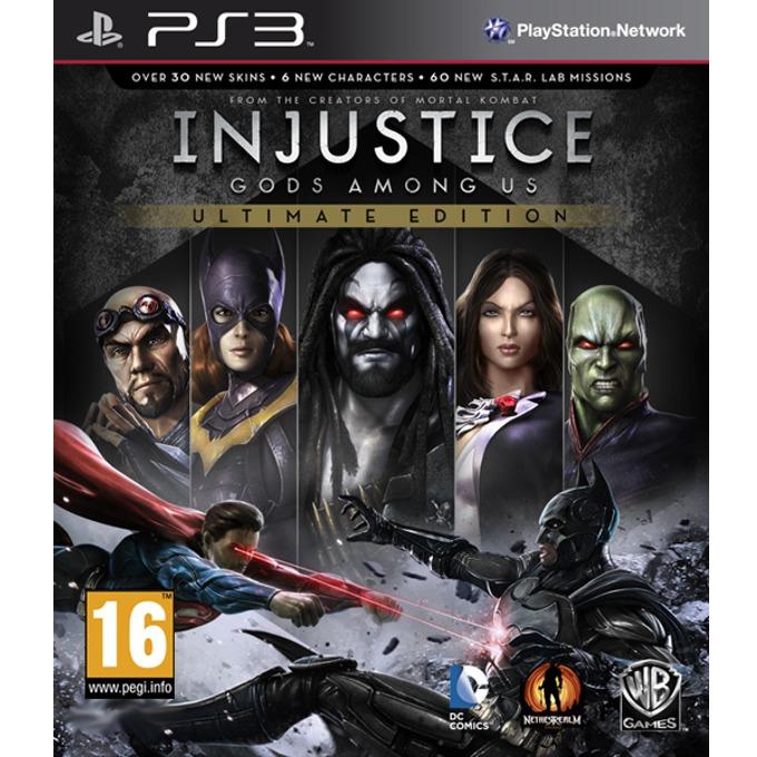 Игра за конзола Injustice: Gods Among Us Ultimate Edition, за PS3 image