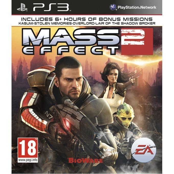 Игра за конзола Mass Effect 2, за PlayStation 3 image