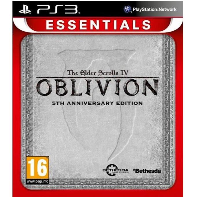 Игра за конзола The Elder Scrolls IV: Oblivion 5th Anniversary Edition - Essentials, за PS3 image