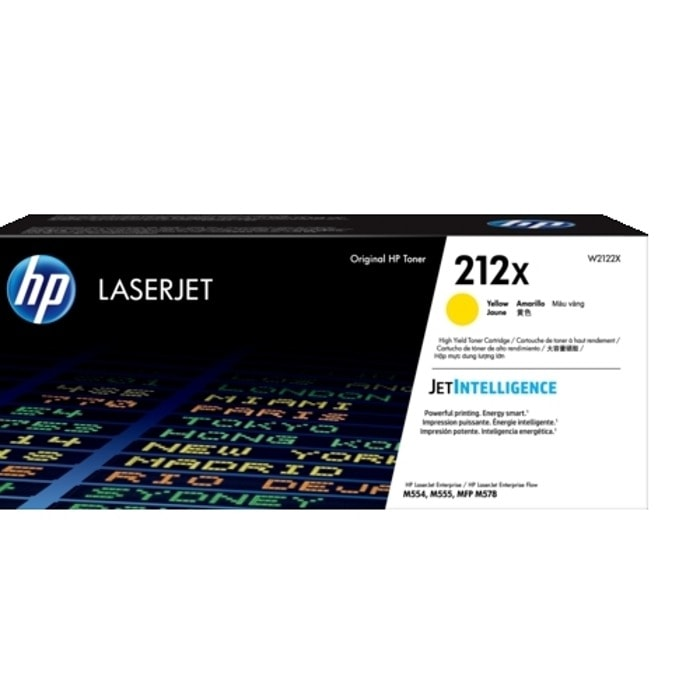 HP 212X Yellow product