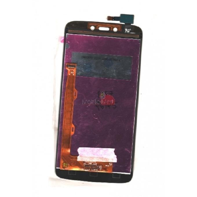 Дисплей за Motorola Moto C Plus, LCD, с тъч, черен image