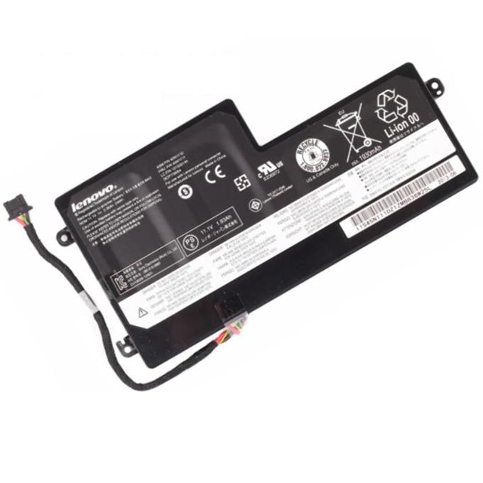 Батерия (оригинална) за лаптоп Lenovo ThinkPad, 11.1V- 10.8V, 24Wh / 2090mAh, 3-клетъчна, вътрешна image
