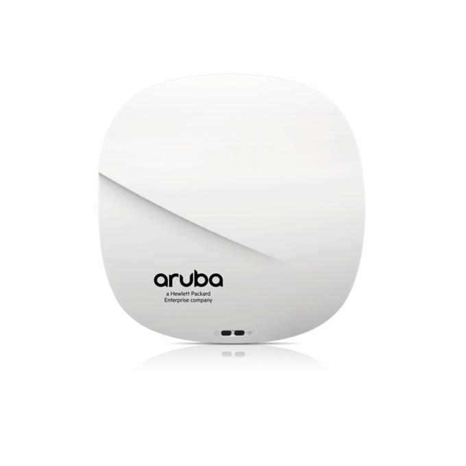 Аксес пойнт HPE Aruba IAP-335 (RW) Instant, 2.4GHz(600Mbps)/5GHz(1733Mbps), 1xLan 10/100/1000 PoE, 4x вътрешни антени image