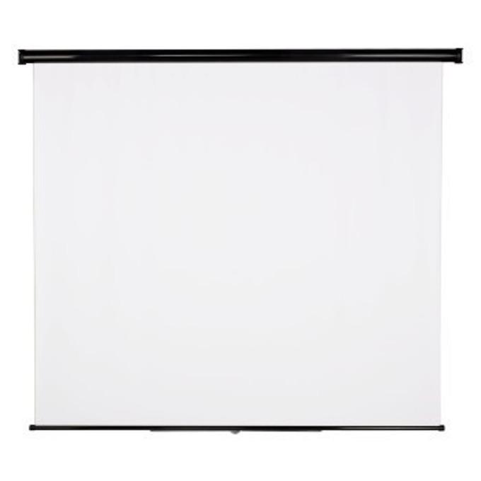 HAMA Екран за стена Slim Rollo , 175 x 175 cm; 1:1