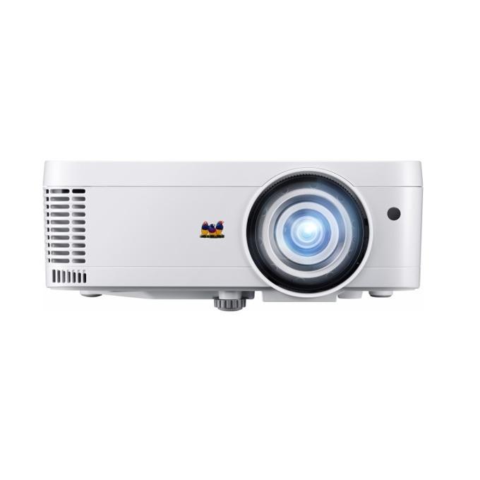 Проектор ViewSonic PS600X, DLP, XGA (1024x768), 22 000:1, 3500 lm, 2x HDMI, 2x VGA, 1x USB A, RJ-45, RS232 image