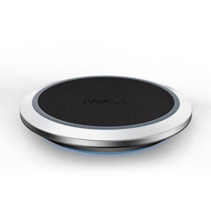 Безжично зарядно устройство iWalk Air Power, Quick Charge 3.0, 9V/1.8A, черно image