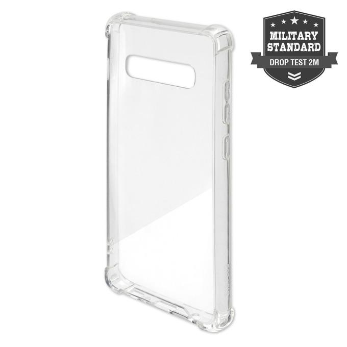 Калъф за Samsung Galaxy S10, 4smarts Hard Cover Ibiza, поликарбонат, удароустойчив, прозрачен image