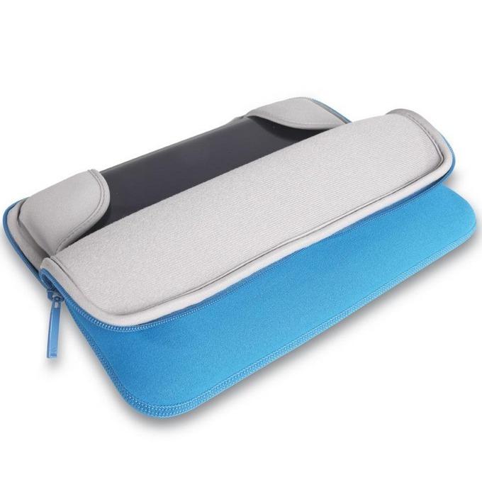 "Калъф за лаптоп TUCANO BFC1011-B, 9-10.5""(22.86-26.67cm), син image"