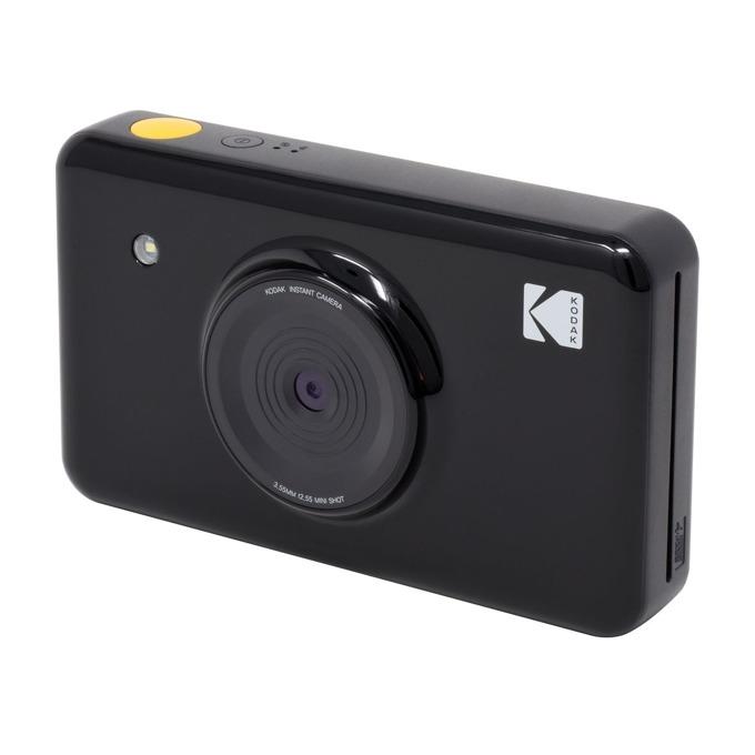 """Фотоапарат KODAK Mini Shot Instant(черен), 10 Mpix, 1.7"""" (4.31cm) дисплей, Bluetooth, microUSB image"""