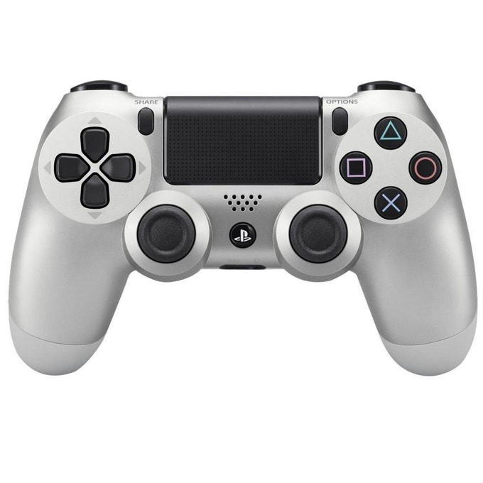 PlayStation DualShock 4 - Silver product