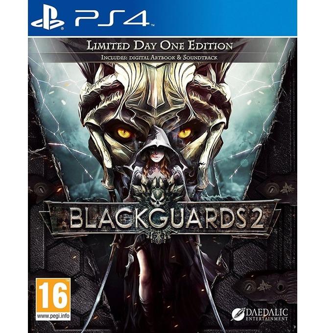 Игра за конзола Blackguards 2, за PS4 image