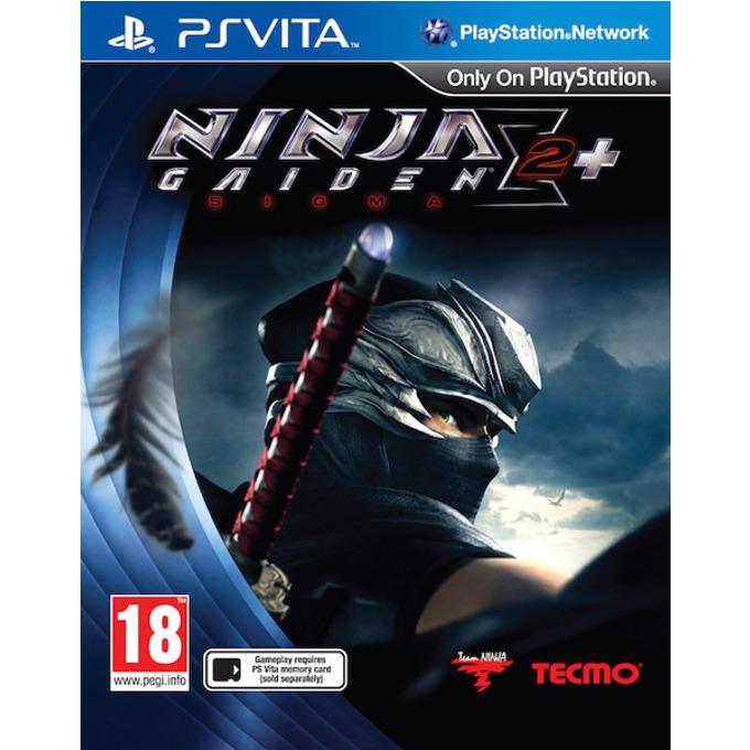 Игра за конзола Ninja Gaiden Sigma 2 Plus, за PSVITA image
