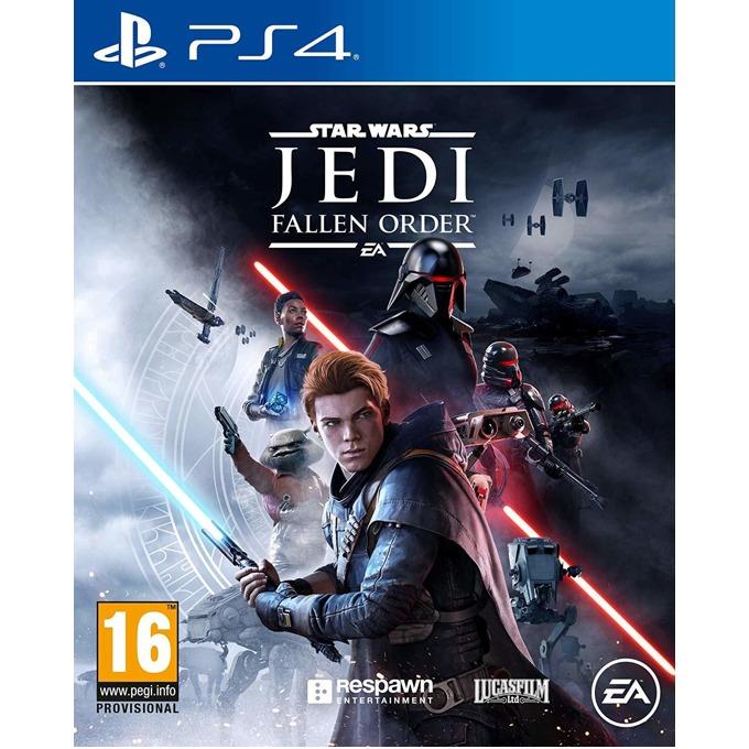 Игра за конзола STAR WARS Jedi: Fallen Order, за PS4 image