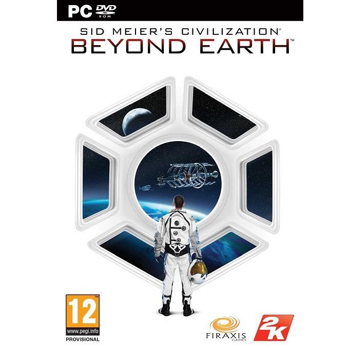 Игра Civilization: Beyond Earth + Exoplanets Map Pack, за PC image