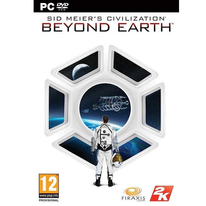 Игра Civilization: Beyond Earth + Exoplanets Map Pack, за PC image