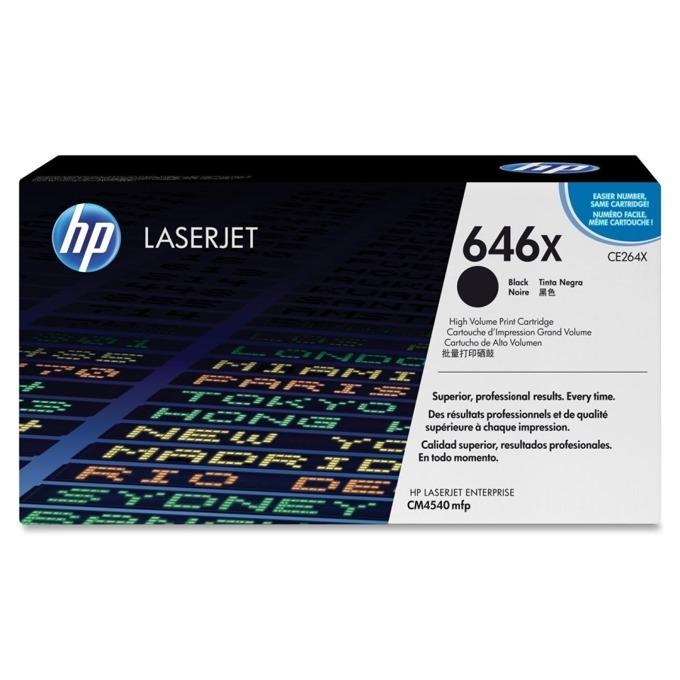 HP 646X (CE264X) Black product