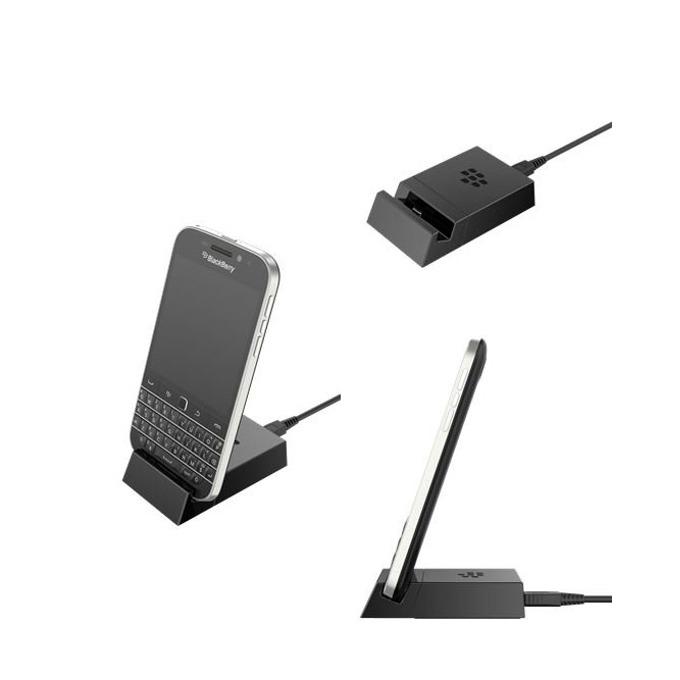 Докинг станция BlackBerry Modular Sync Pod ACC-60460-001, за BlackBerry Classic, USB, черна image
