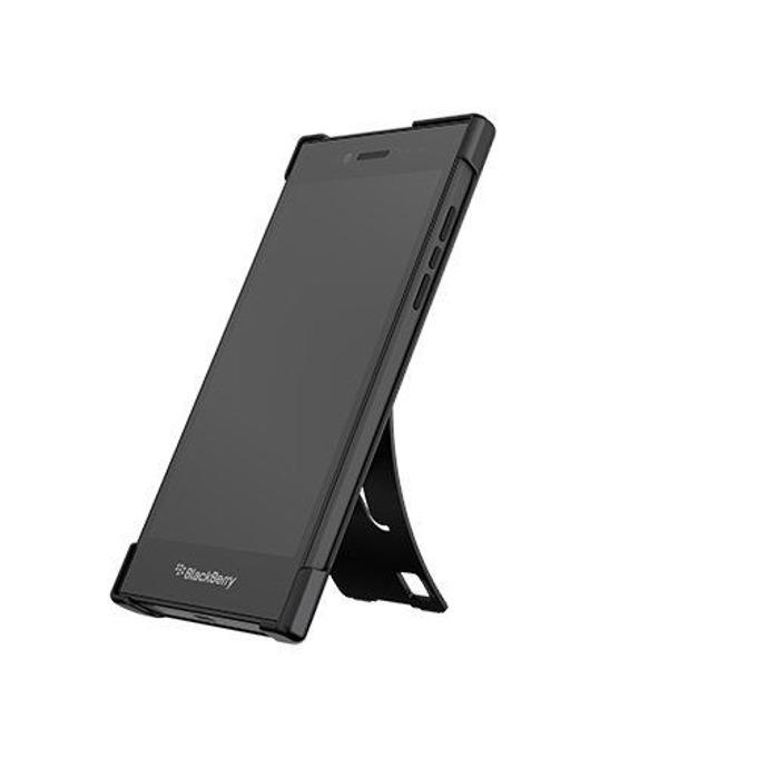 Протектор и защитно покритие BlackBerry Hard Shell Flex ACC-60114 за BlackBerry Leap, черен image