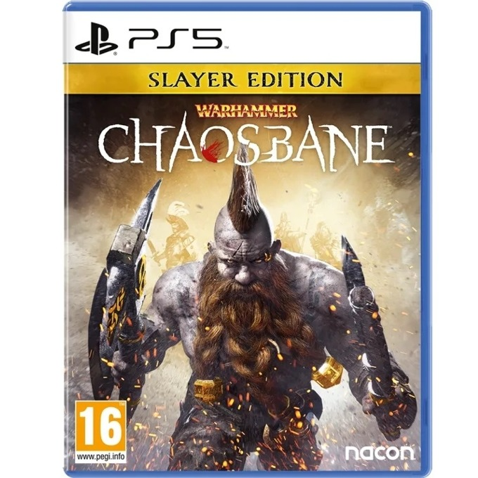 Warhammer: Chaosbane Slayer Edition PS5 product