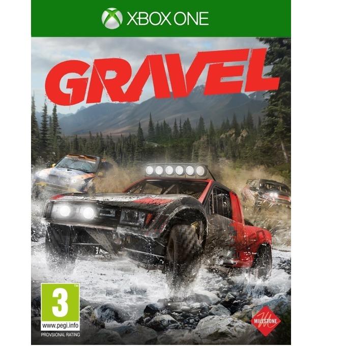 Игра за конзола Gravel, за Xbox One image