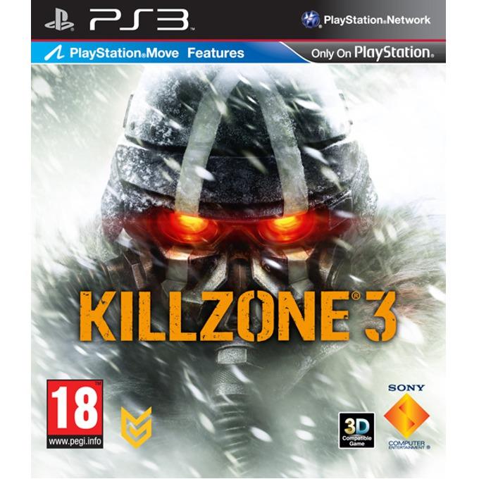 Игра за конзола Killzone 3 (3D съвместимост), за PlayStation 3 image