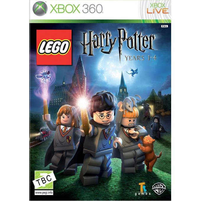 Игра за конзола LEGO Harry Potter: Years 1-4, за XBOX360 image