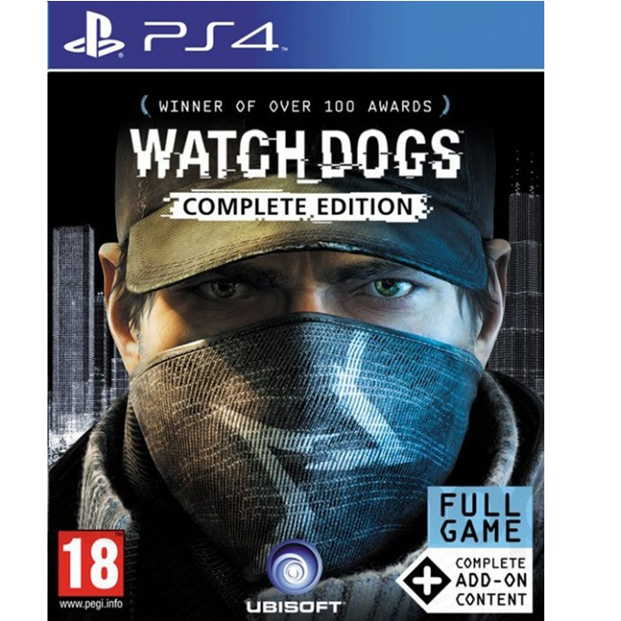 Watch Dogs Complete Edition, за PS4 image