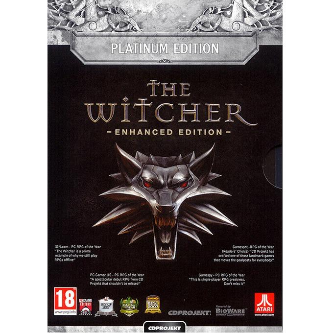Игра The Witcher: Enhanced Edition - Platinum Edition, за PC image