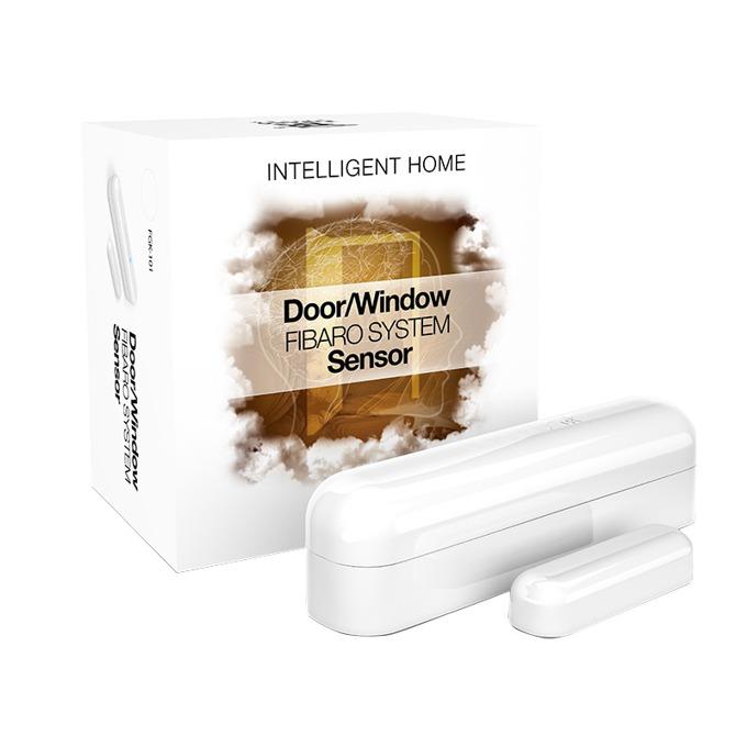 Датчик за врата/прозорец Fibaro Door/Window Sensor, външен/вътрешен обхват 50/30м, Z-Wave стандарт на работа image