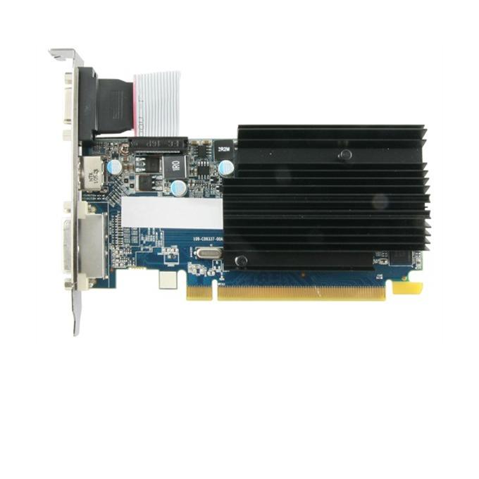 Видео карта AMD R5 230, Sapphire, 1GB, DDR3 , 64bit, PCI-E, HDMI, DVI, BULK image