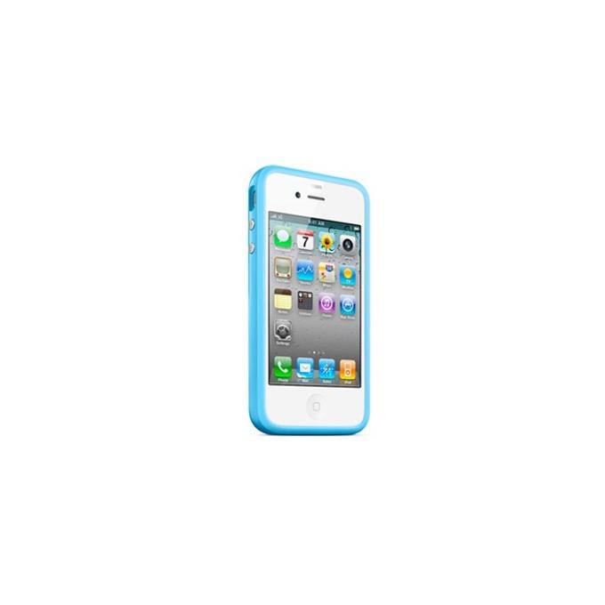 Apple iPhone 4/4S, син