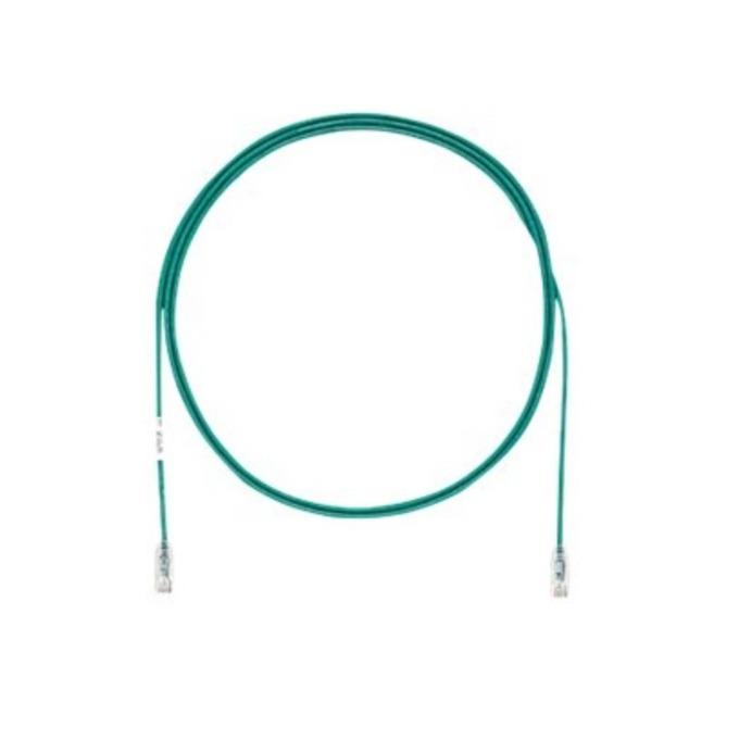 Пач кабел Panduit, UTP, cat.6a, 2m, зелен image