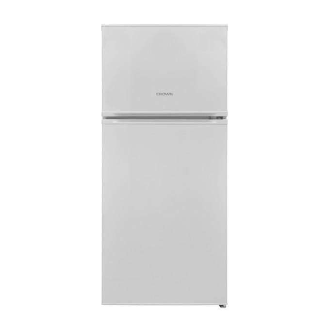 Хладилник с камера Crown GN 2303, клас А+, 168 л. общ обем, свободностоящ, 204 kWh/годишно, бял image
