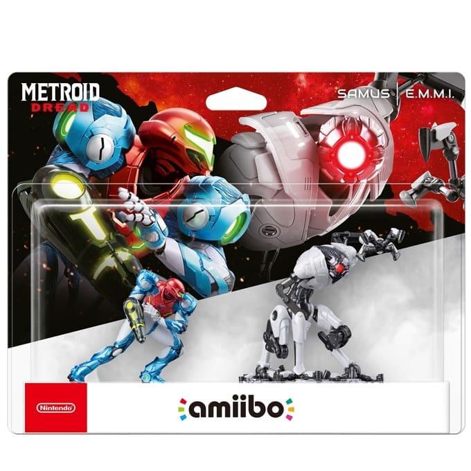Nintendo Amiibo – Samus EMMI DP Metroid product