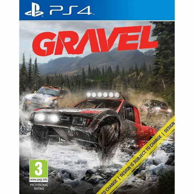 Gravel, за PS4 image