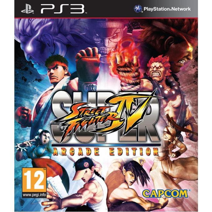 Игра за конзола Super Street Fighter IV: Arcade Edition, за PlayStation 3 image
