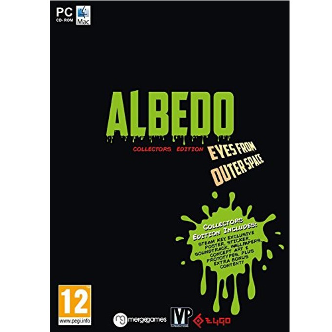 Игра Albedo: Eyes from Outer Space - Collectors Edition, за PC image