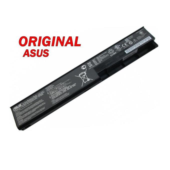 Батерия (оригинална) Asus X301A, съвместима с X301U/X401A/X401U/X501A, 6cell, 10.8V image
