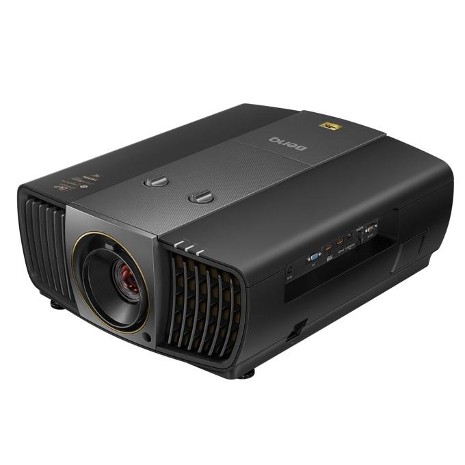 Проектор BenQ X12000, DLP, 4K Ultra HD (3840 x 2160), 50,000:1, 2200lm, 2x HDMI, 1x D-Sub, 1x LAN image