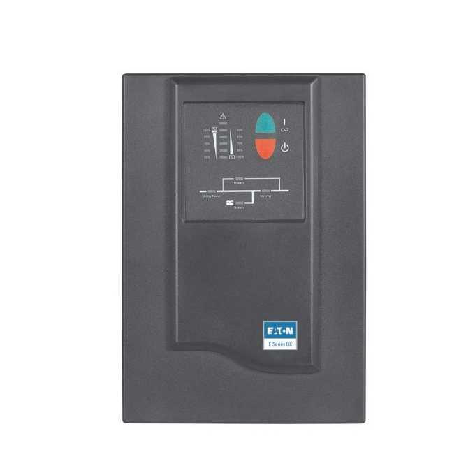 UPS EATON E Series DX 2000H, 2kVA/1.4kW, ON Line  image