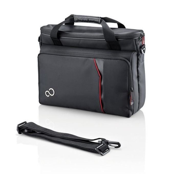 "Чанта за лаптоп Fujitsu ""Casual Top Case 14"", до 14"" (35.56cm), черeн image"