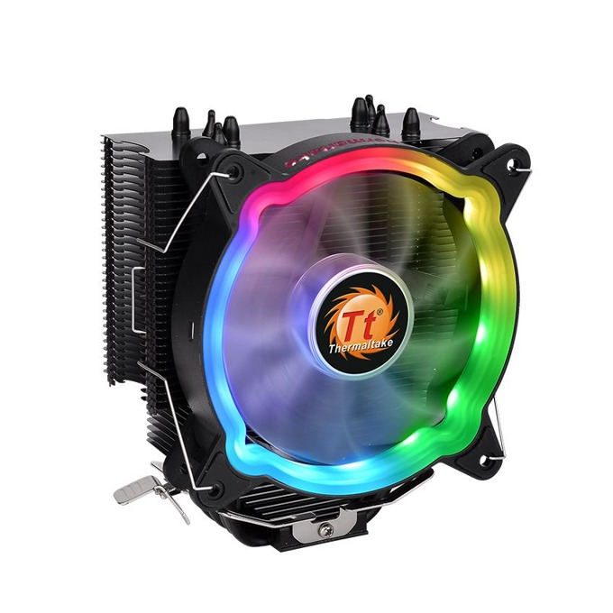 Охлаждане за процесор Thermaltake UX200 ARGB CL-P065-AL12SW-A, Intel LGA 1156/1155/1151/1150/775, AMD AM4/FM2/FM1/AM3+/AM3/AM2+/AM2 image