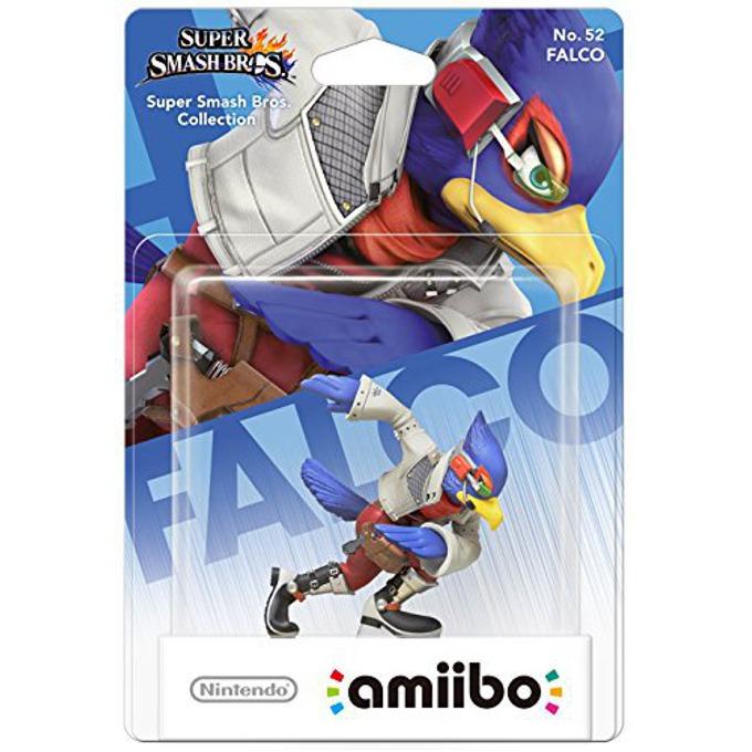 Nintendo Amiibo - Falco, за Nintendo 3DS/2DS, Wii U image