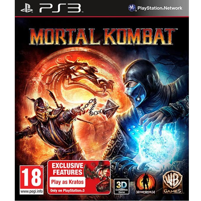 Mortal Kombat (3D съвместимост), за PlayStation 3 image
